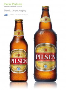Diseño de packaging Pilsen